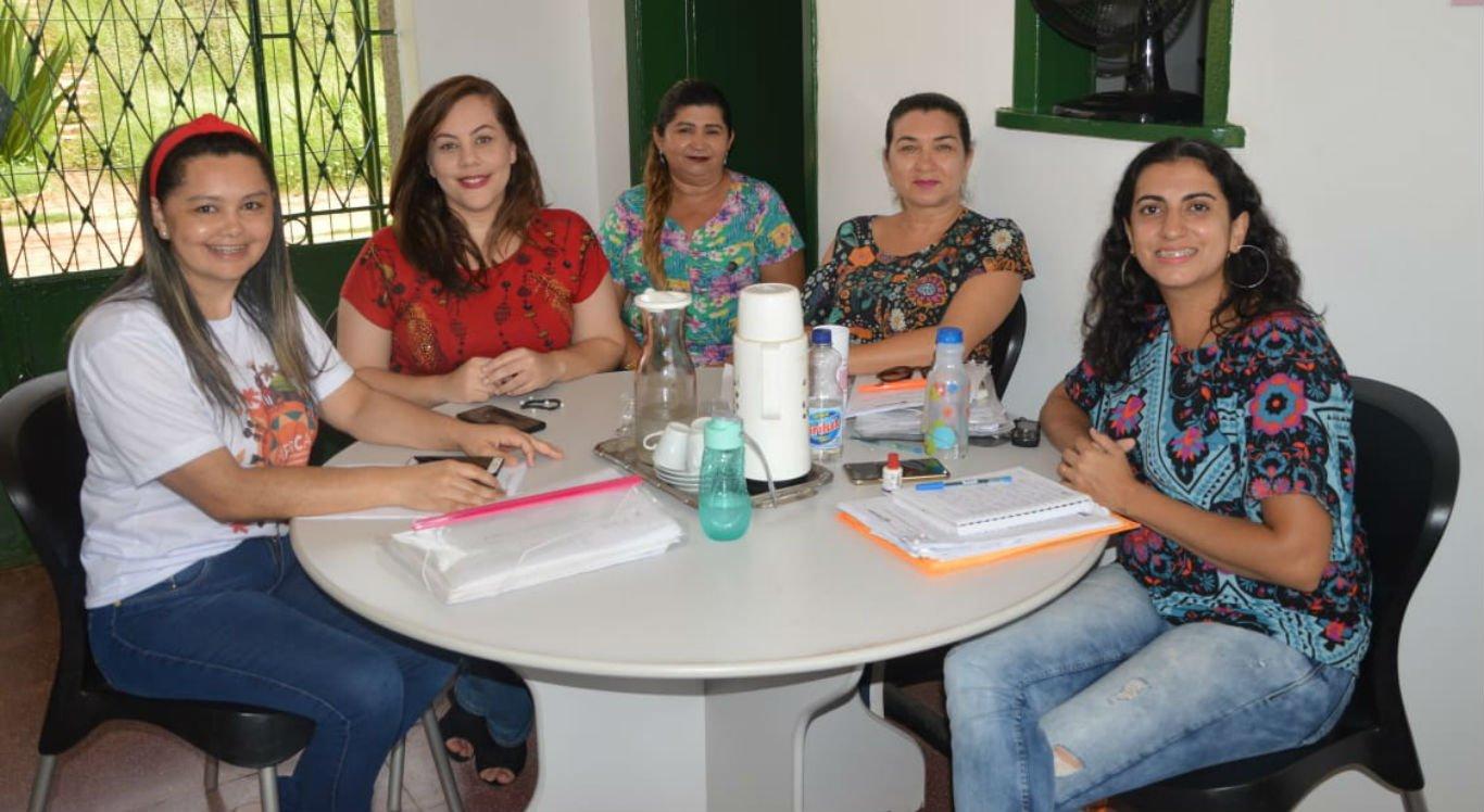 NAMPPI conta com uma equipe multidisciplinar
