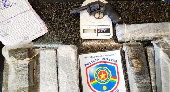 Operação da polícia tem troca de tiros e um suspeito morto em Jaboatão