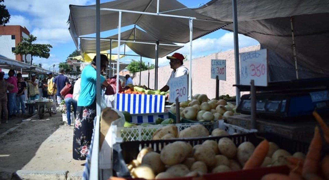 Prefeitura anuncia mudanças nas feiras livres de Garanhuns