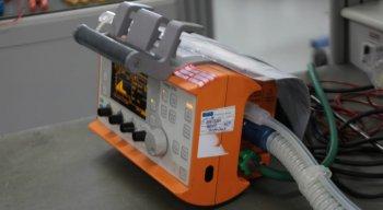 Os respiradores estão sendo consertados e depois serão devolvidos aos hospitais públicos de Pernambuco