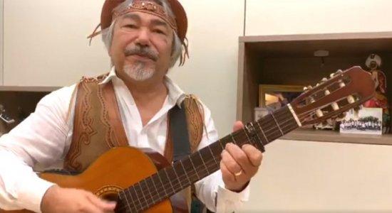 Assista ao programa especial 'Abraço Musical' desta sexta (3)