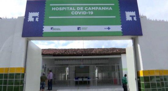 Hospital de Campanha é montado em Toritama para combate ao coronavírus