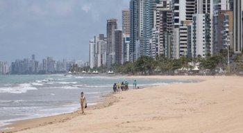 Praia em Pernambuco