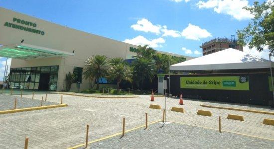 Unimed Caruaru monta estrutura para atender pacientes com coronavírus