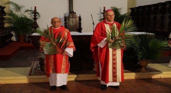 Domingo de Ramos tem celebração diferente, por causa do coronavírus
