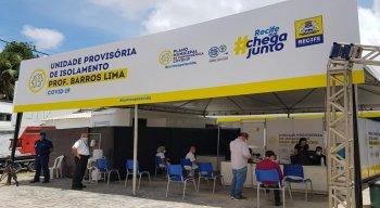 Leitos novos ficam na Policlínica Barros Lima, localizada na Zona Norte do Recife
