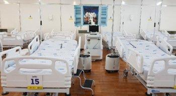 Ao todo, Recife já tem 148 leitos para o tratamento