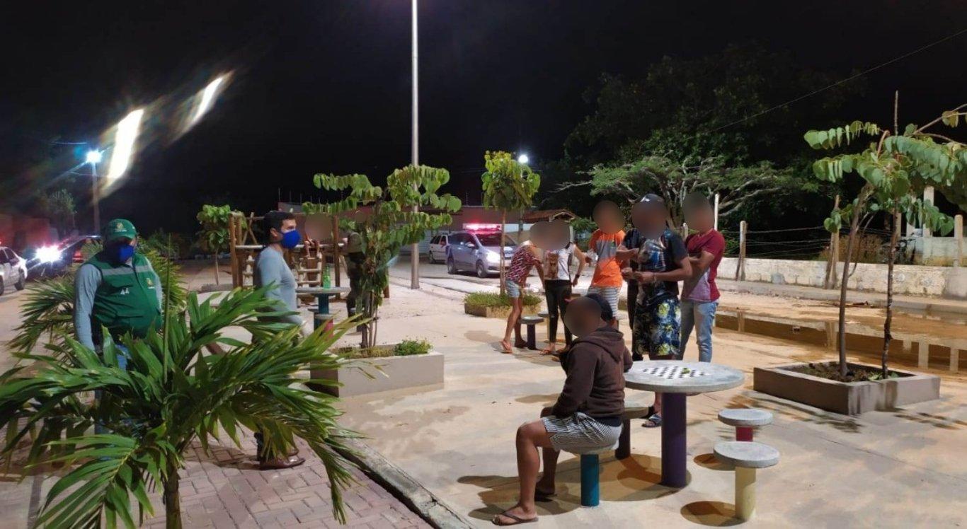 Grupo fiscaliza diversos pontos de Caruaru