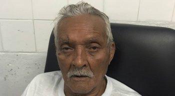 O paciente se chama José Martins Batista Filho, e foi encontrado no bairro de Dois Unidos, na Zona Norte do Recife