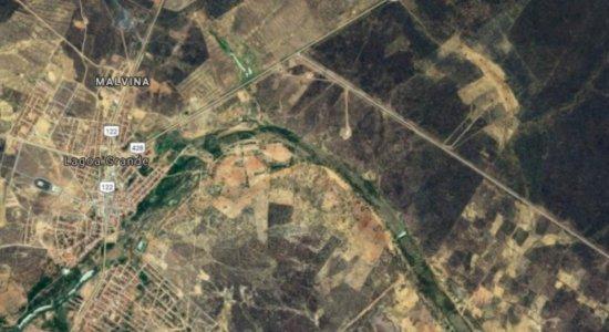 Acidente deixa três pessoas mortas na PE-574, em Lagoa Grande