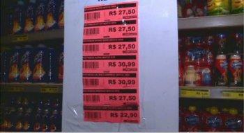 O Procon Recife fiscaliza surpermercados para verificar se estão seguindo as recomendações