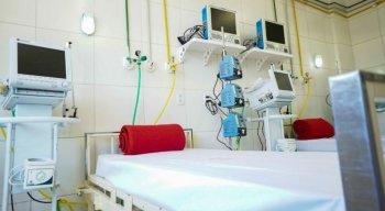 Foram implantados 20 leitos de enfermaria