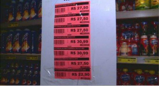 Procon fiscaliza supermercados para combater preços abusivos e coronavírus