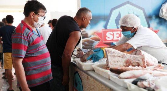 Em tempos de pandemia, cuidado na compra do pescado da Semana Santa deve ser redobrado