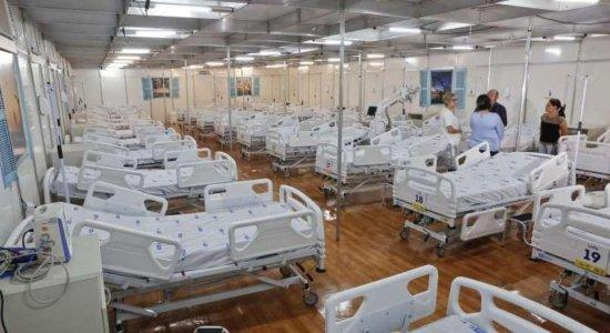 Covid-19: Ainda em estabilidade, Pernambuco tem alta nas solicitações de leitos