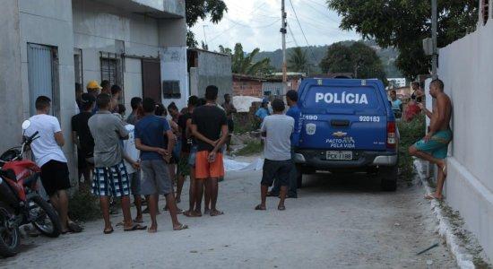 Jovem é morto com tiros na cabeça e no tórax em São Lourenço da Mata