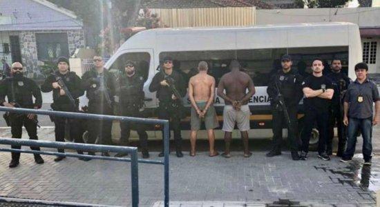 Detentos com benefício de soltura, devido ao coronavírus, violam regra e são recapturados no Recife