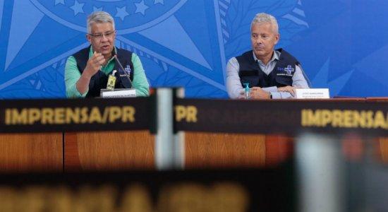 Brasil pode realizar entre 30 e 50 mil testes de covid-19 por dia, diz Governo Federal