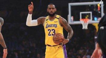 Jogador deseja discutir retorno da NBA
