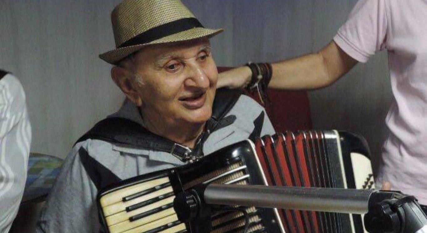 Sanfoneiro Avenor Lopes faleceu nesse domingo