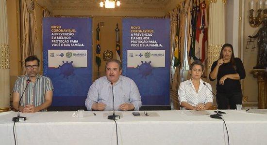 Secretário de Saúde dá 'bronca' e afirma sobre o coronavírus no Interior de Pernambuco: ''Não alimente falsa esperança''