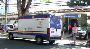 Policlínica Waldemar de Oliveira, localizada no bairro de Santo Amaro, no Recife