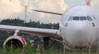 Aviões de passageiros poderão transportar cargas enquanto durar as ações de combate à pandemia do novo coronavírus