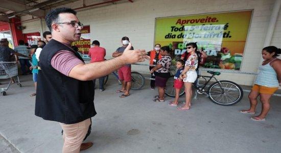 Covid-19: Prefeitura do Cabo anuncia mais medidas restritivas e multas
