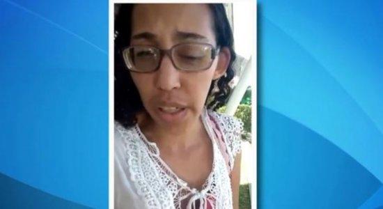 Mulher afirma que marido está com coronavírus e faz apelo para conseguir vaga na UTI; veja vídeo