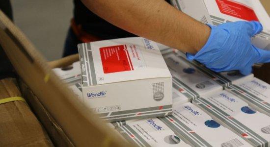 Cientistas testam remédio que reduz 94% da carga viral da covid-19