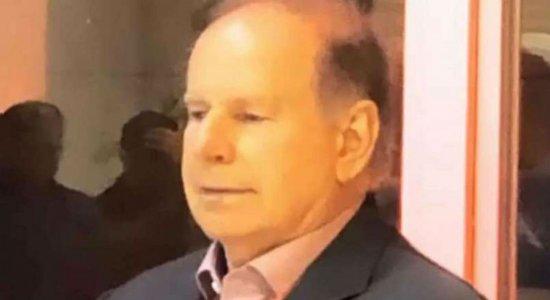 Empresário Elpídio Martins, de 74 anos, morre vítima do novo coronavírus no Recife
