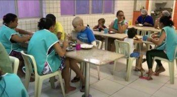 O Núcleo de Apoio à Criança com Câncer (NACC) fica na rua do Futuro, no bairro dos Aflitos, na Zona Norte do Recife