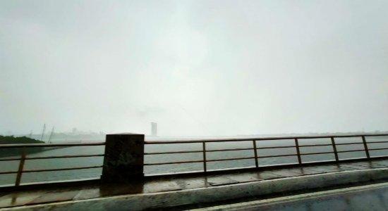 Apac prevê chuvas até o fim da semana em Pernambuco