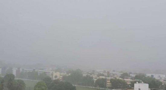Apac emite informe de chuvas fortes em municípios do Grande Recife