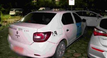 O taxista foi levado para o Hospital Otávio de Freitas.