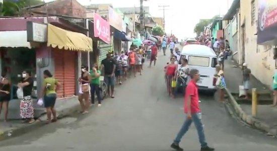 São Lourenço da Mata é a segunda cidade com maior número de mortes por coronavírus em Pernambuco