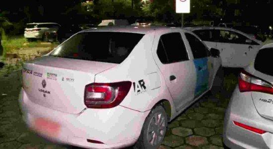 Taxista é esfaqueado por passageiros durante assalto na Estância