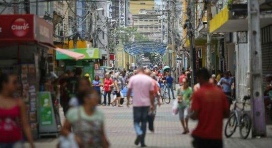 Comércio do centro do Recife