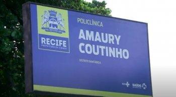 Policlínica Amaury Coutinho, em Campina do Barreto
