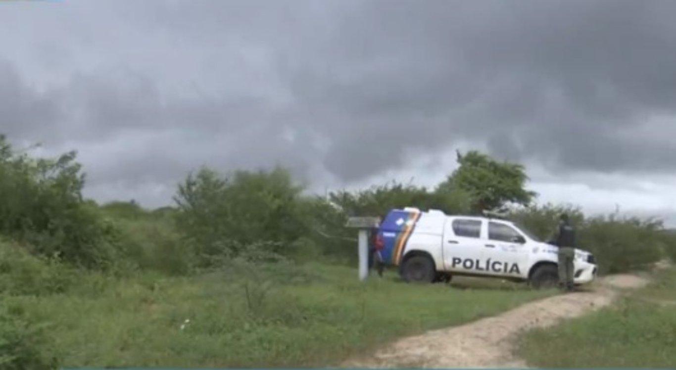 Corpo que seria de um dos suspeitos foi encontrado na manhã seguinte