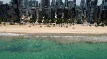 Praia de Boa Viagem, Zona Sul do Recife