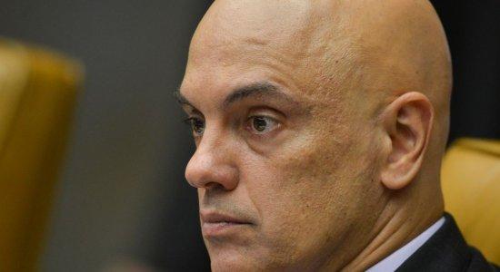 Presidente do Senado rejeita pedido de impeachment de Jair Bolsonaro contra Alexandre de Moraes