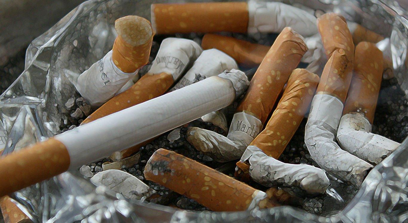 Tabaco é responsável por milhões de mortes anualmente no mundo inteiro