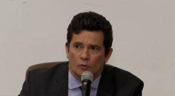 Ministro da Justiça, Sérgio Moro, pede demissão