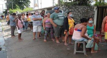 A fiscalização nas agências bancárias e nas lotéricas é de responsabilidade do Procon Pernambuco