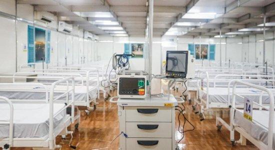 Covid-19: Ocupação dos leitos de UTI chega a 98% na rede pública de Pernambuco e 91% na privada