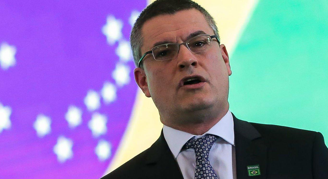 Mauricio Valeixo foi exonerado do cargo de diretor-geral da Polícia Federal