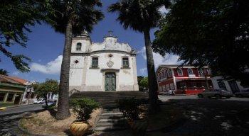 Igreja de São Pedro, no bairro do Carmo, em Olinda