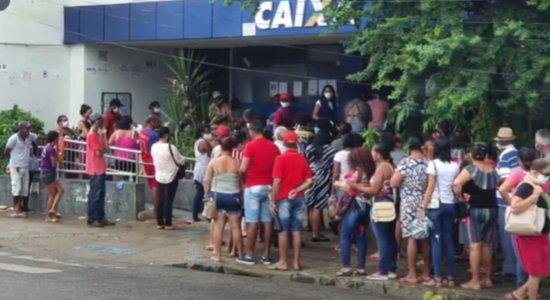Auxílio de R$ 600: Caixa Econômica Federal abre agências no sábado (9)