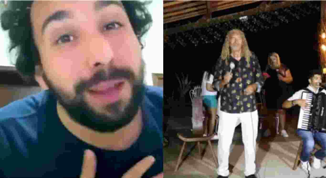 Humorista Murilo Couto ridiculariza forrozeiro Assisão